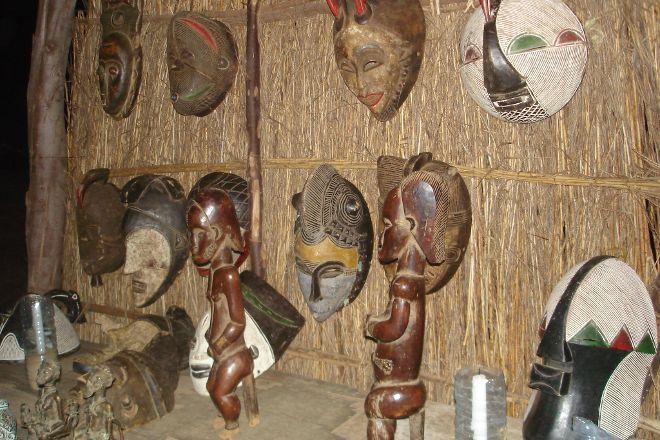 Village Artisanal de Saly, Mbour, Senegal