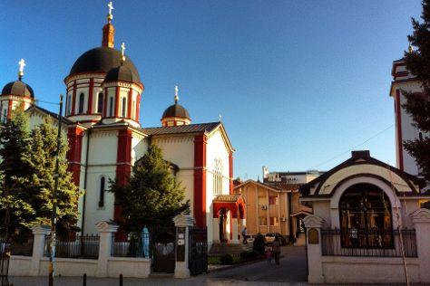 Cathedral Church of Kragujevac, Kragujevac, Serbia