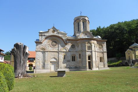 Monastery of Ljubostinja, Vrnjacka Banja, Serbia