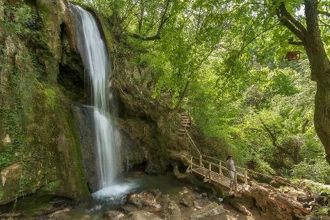 Natural Monument Ripaljka, Soko Banja, Serbia