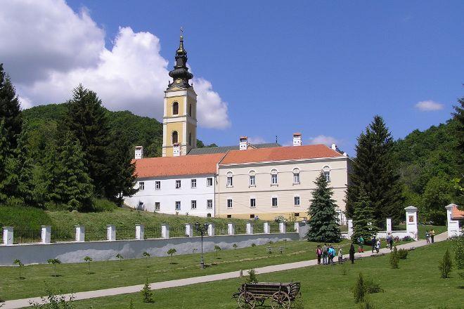 Fruska Gora Monasteries, Novi Sad, Serbia