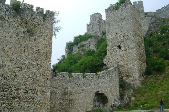 Golubac Fortress, Golubac, Serbia