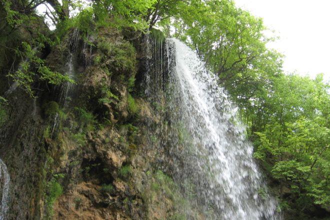 Gostilje Waterfall, Zlatibor, Serbia