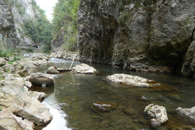 Jerma Canyon, Poganovo, Serbia