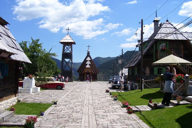 Mecavnik, Mokra Gora, Serbia