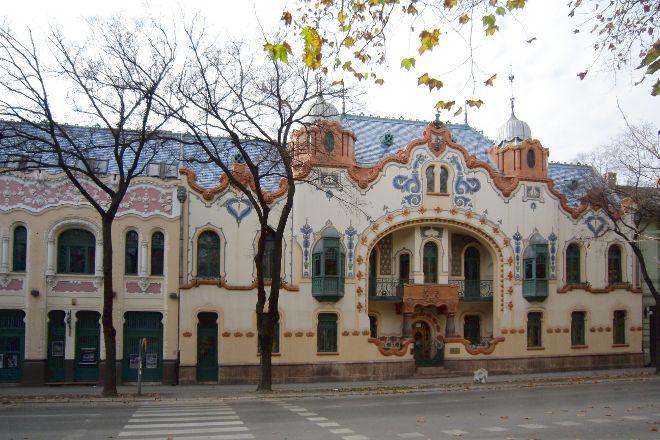 Modern Art Gallery Likovni Susret, Subotica, Serbia