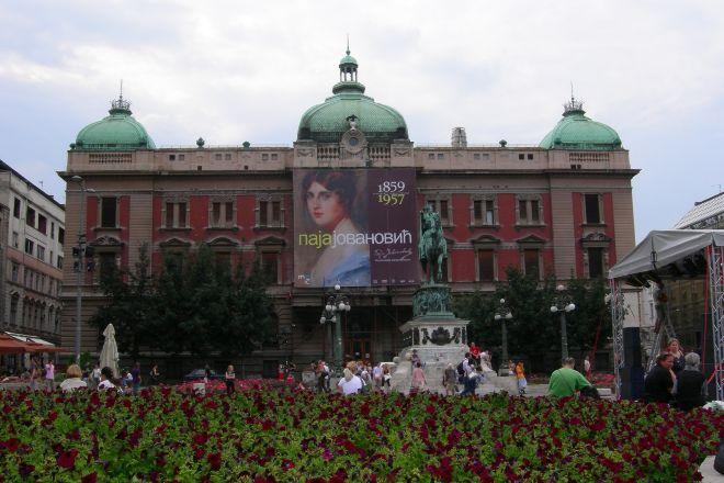 National Museum Belgrade, Belgrade, Serbia