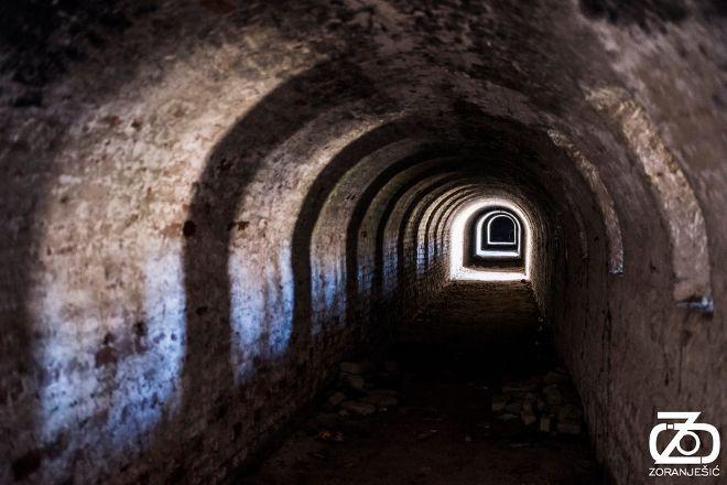 Petrovaradin Catacombs, Novi Sad, Serbia