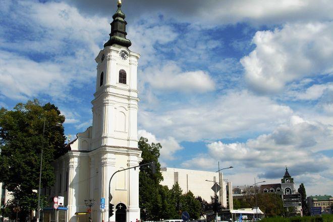 Saborna crkva-Orthodox Church, Novi Sad, Serbia