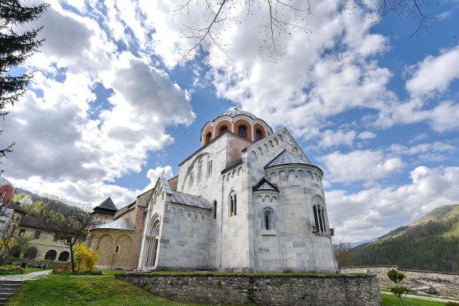 Studenica Monastery, Central Serbia, Serbia