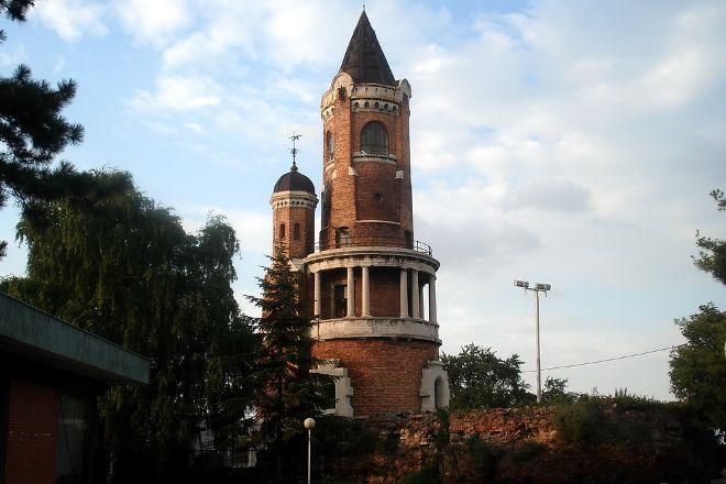 The Millenary Monument, Zemun, Serbia