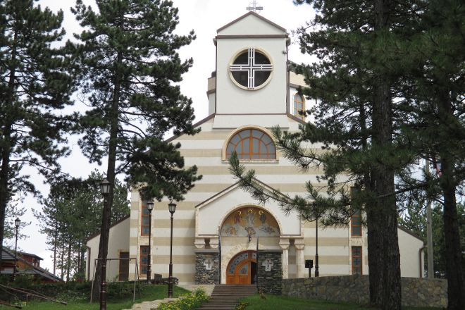 Transfiguration Church, Zlatibor, Serbia