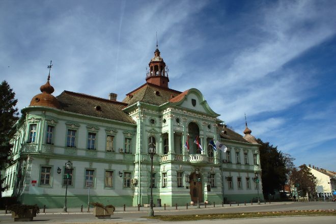 Zgrada Skupstine Grada, Zrenjanin, Serbia