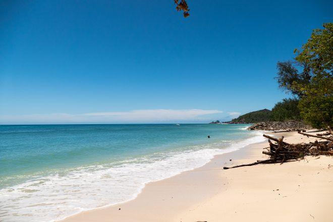 Anse Kerlan Beach, Anse Kerlan, Seychelles
