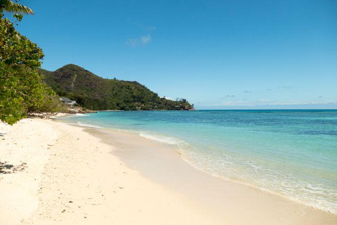 Anse La Blague, Praslin Island, Seychelles