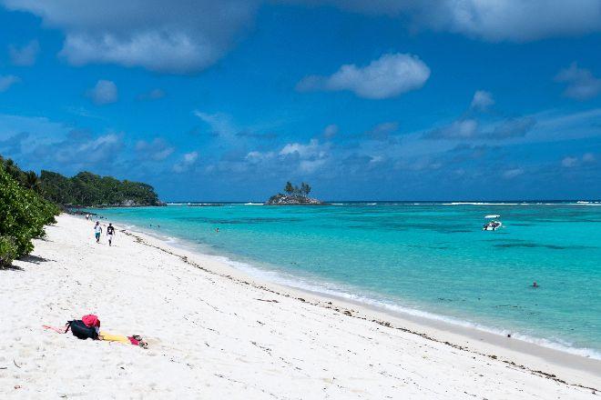 Anse Royale beach, Mahe Island, Seychelles