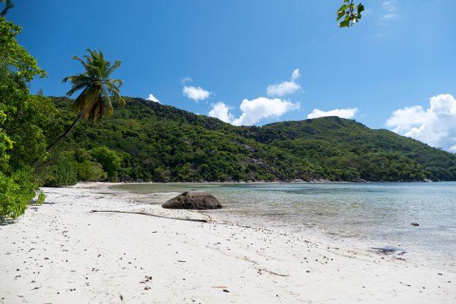 Baie Ternay Marine National Park, Mahe Island, Seychelles