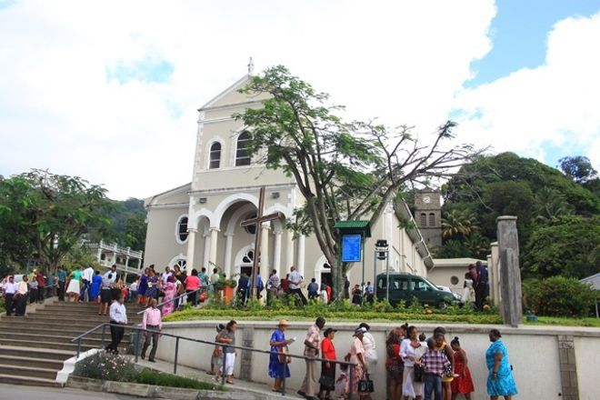 Cathedral of Our Lady of Immaculate Conception, Victoria, Seychelles