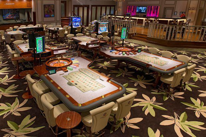 Club Liberte Casino, Baie Lazare, Seychelles