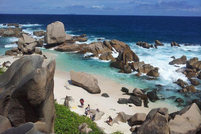 CocoTrail Guide, La Digue Island, Seychelles