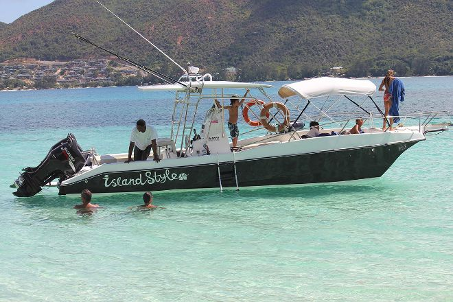 Island Style Boat Excursions, Victoria, Seychelles