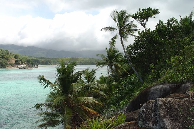 Moyenne Island, Mahe Island, Seychelles