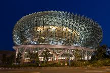 Esplanade - Theatres on the Bay, Singapore, Singapore