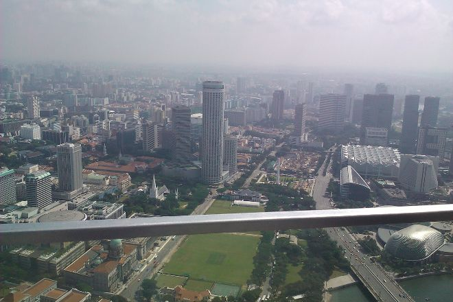 1-Altitude Gallery & Bar, Singapore, Singapore