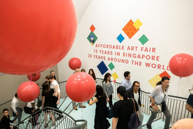 Affordable Art Fair, Singapore, Singapore
