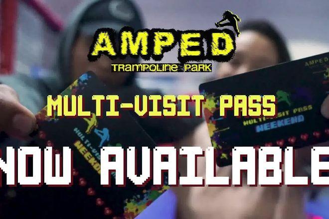 Amped Trampoline Park, Singapore, Singapore