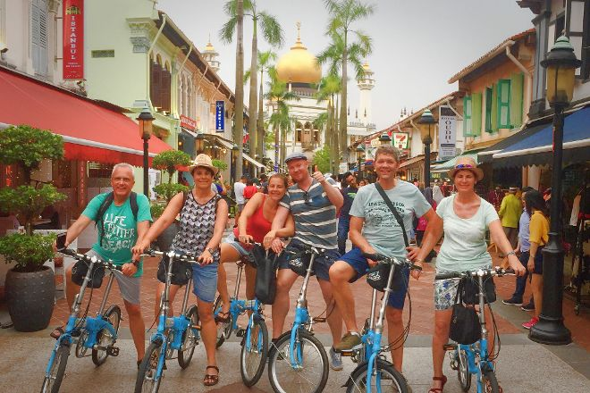 Bike Around Tour, Singapore, Singapore