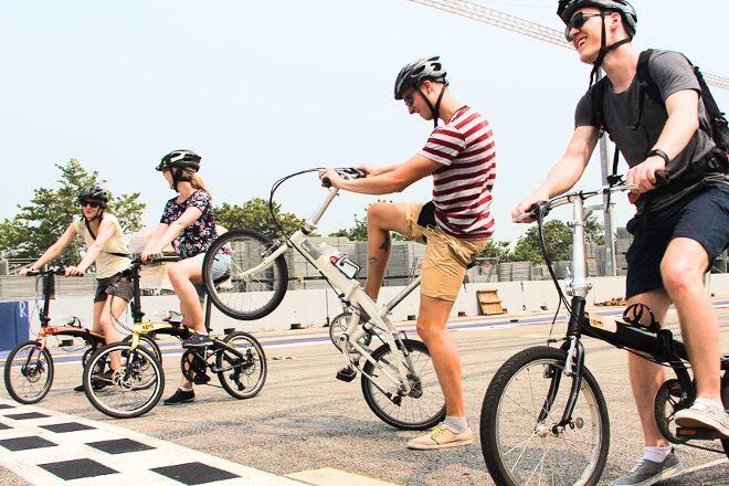 Biking Singapore, Singapore, Singapore