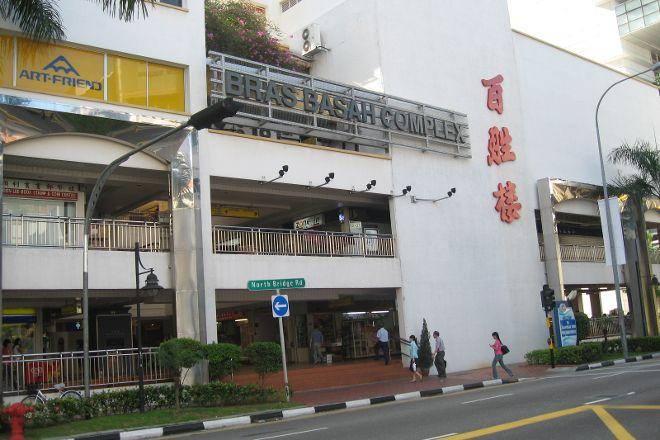 Bras Basah Complex, Singapore, Singapore