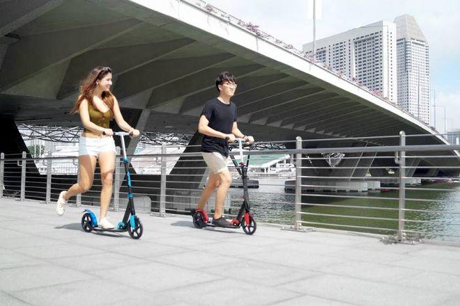 Decks And Scooters, Singapore, Singapore