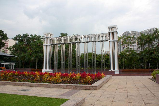 Istana Park, Singapore, Singapore