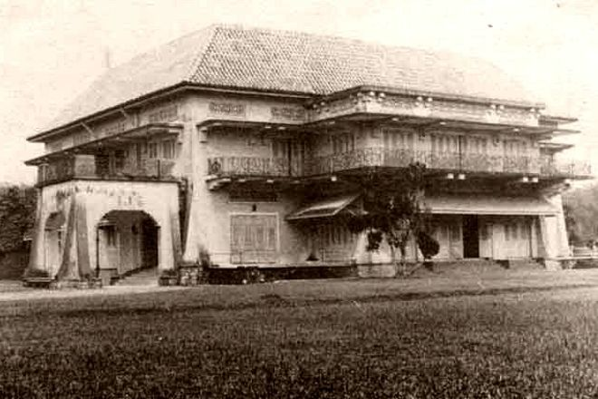 Istana Woodneuk, Singapore, Singapore
