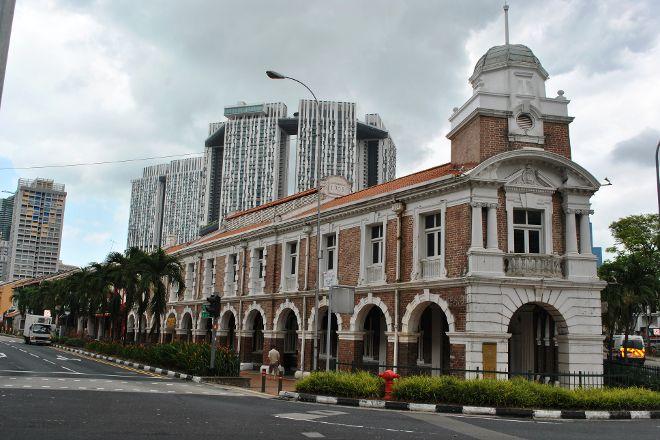 Jinrikisha Station, Singapore, Singapore
