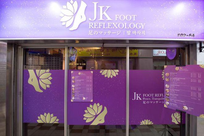 JK Foot Reflexology, Singapore, Singapore