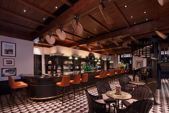 Long Bar, Singapore, Singapore