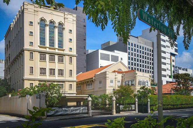 Maghain Aboth Synagogue, Singapore, Singapore