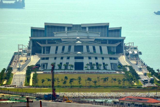 Marina Bay Cruise Centre, Singapore, Singapore