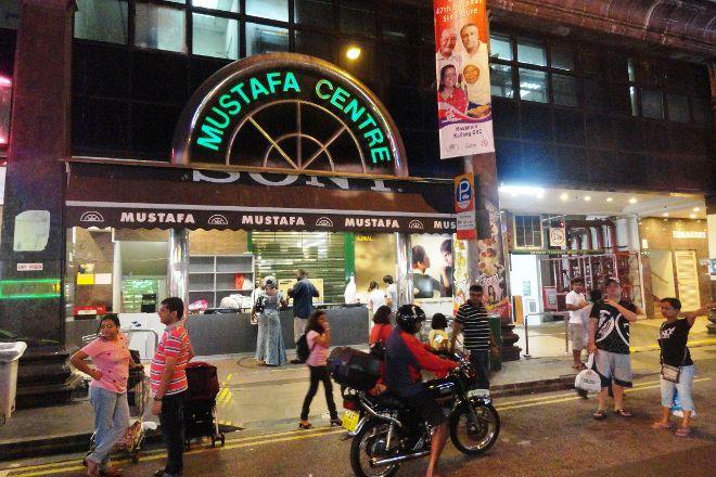 Mustafa Centre, Singapore, Singapore