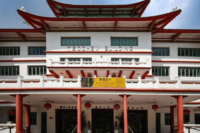 Ngee Ann Cultural Centre, Singapore, Singapore