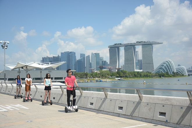 O-Ride Singapore Mini Segway Tours, Singapore, Singapore