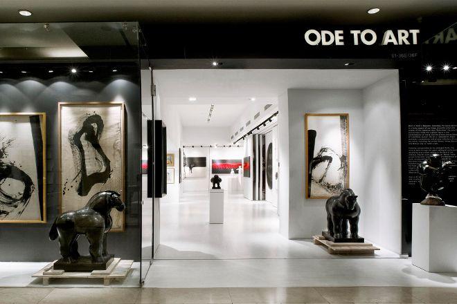 Ode To Art, Singapore, Singapore