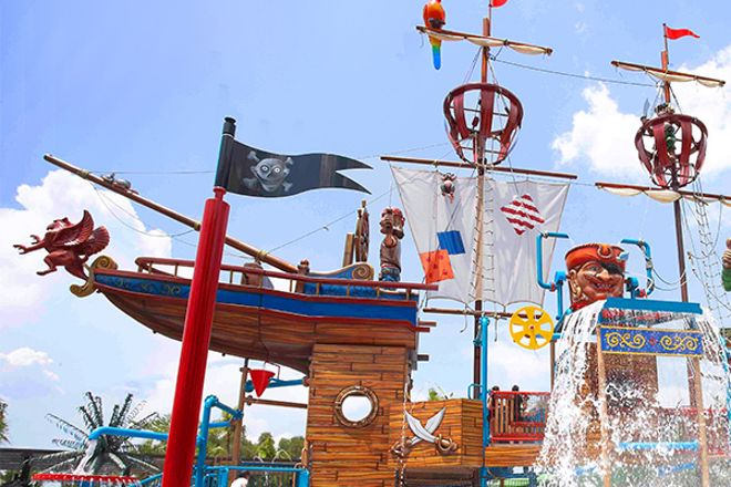 Palawan Pirate Ship, Singapore, Singapore