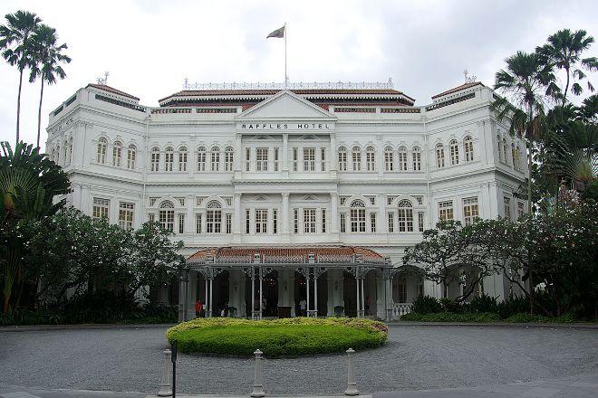 Raffles Hotel Arcade, Singapore, Singapore