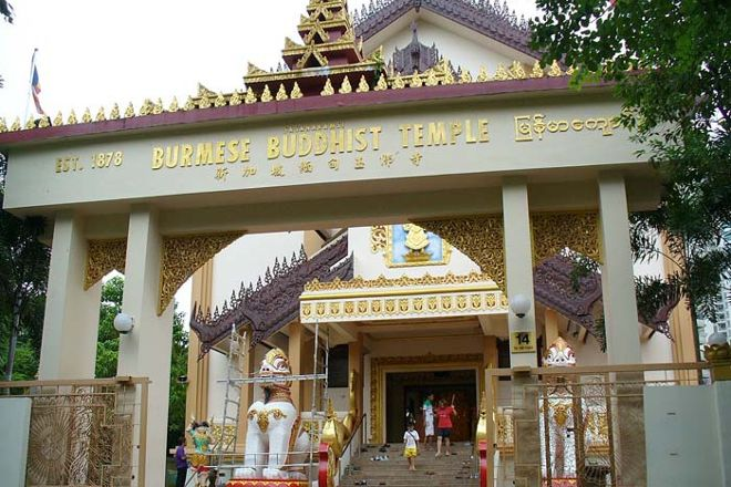Sasanaransi Buddhist Temple, Singapore, Singapore