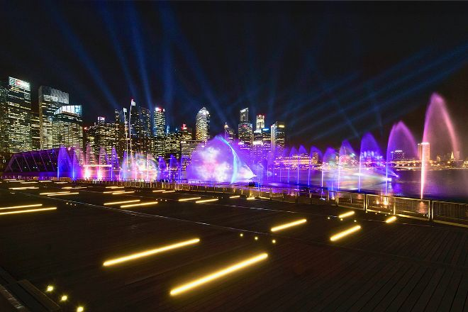 Spectra - A Light And Water Show, Singapore, Singapore