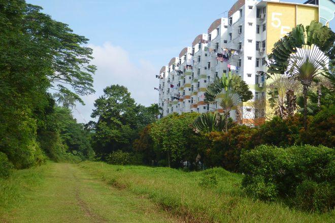 The Green Corridor, Singapore, Singapore